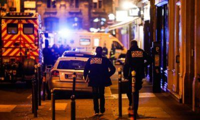 Ataque en París deja dos muertos