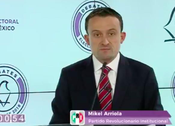 Mikel Arriola arremete contra Sheinbaum y Barrales