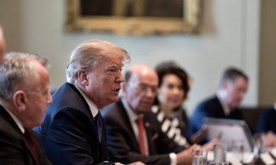 Donald Trump en Casa Blanca
