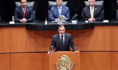 Ernesto Cordero votará por Meade