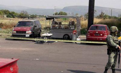 Guanajuato vive ola de violencia