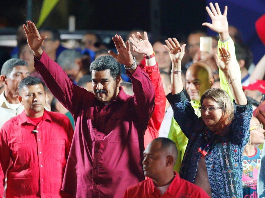 Maduro gana elecciones 2018