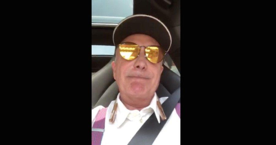 Pedro Ferriz denuncia