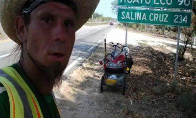 Polaco encontrado en Chiapas
