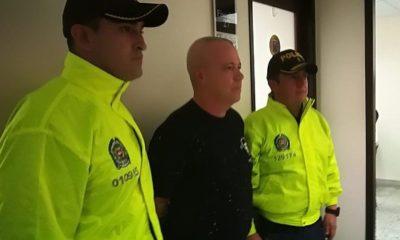 Popeye es capturado por autoridades colombianas