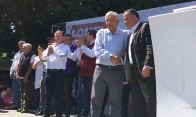 Santiago Nieto se une a AMLO