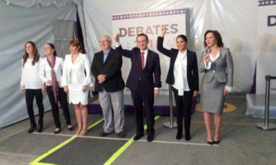 Candidatos a la jefatura de gobierno de la Ciudad de México