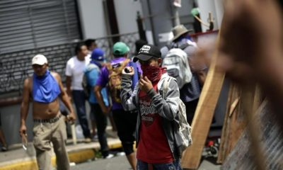 No paran protestas en Nicaragua