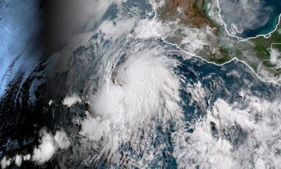 Bud huracán