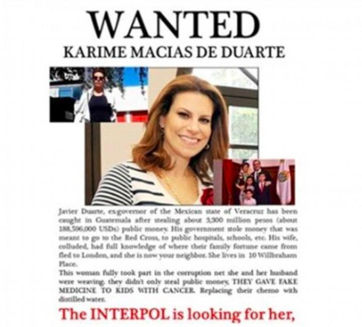 Karime Macías Londres