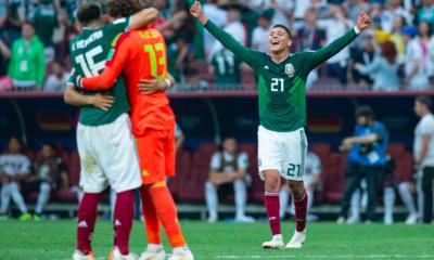 México le gana a Alemania
