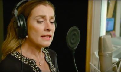 Muller canta en apoyo