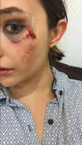Elisa Vicedo acusa de violación