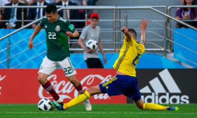 México vive pesadilla ante Suecia