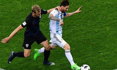 Messi Croacia