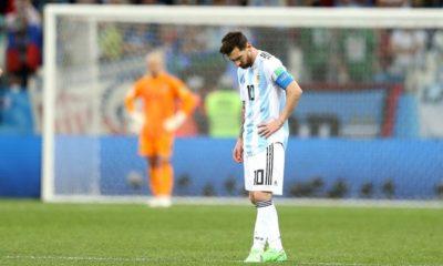 Messi contra Croacia