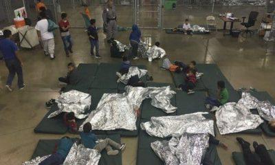 Niños migrantes EU