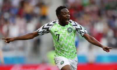 Nigeria salva a Argentina