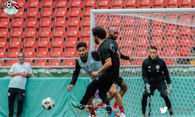 Selección Egipcia