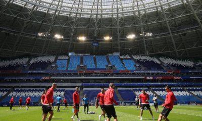 Selección Serbia