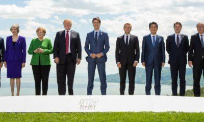G7 discute sobre medio ambiente y problemas de género