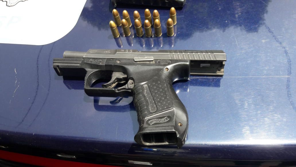 Arma romero de terreros