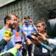 Lider del PES visita a AMLO