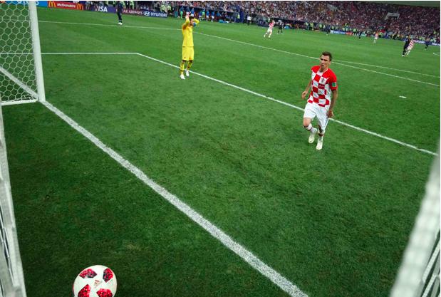 segundo gol croácia