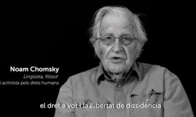 Piden por presos catalanes
