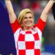 Presidenta Croacia