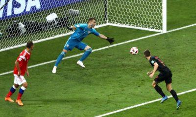 Croacia anota contra Rusia