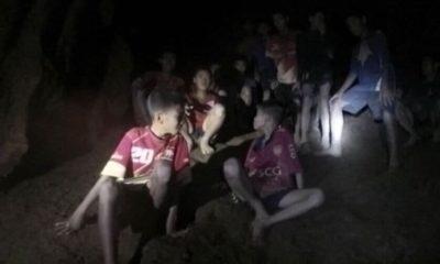 Cueva Tailandia