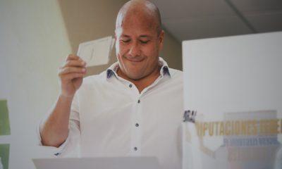 Enrique Alfaro renuncia a MC
