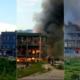 Explosión en planta química, Sichuan