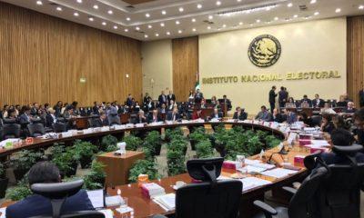 INE aprueba sanción a Morena