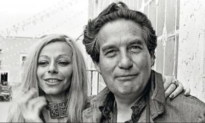 Marie Jo y Octavio Paz