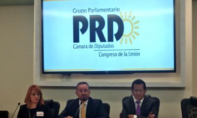 Omar Ortega, nuevo coordinador del PRD