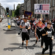 Protesta en Edimburgo, Scotland Against Trump