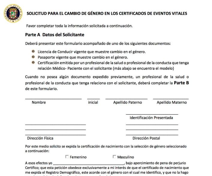 Atractivo Certificado De Nacimiento Cambio Adorno - Cómo conseguir ...