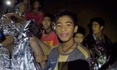 Tailandia, rescate