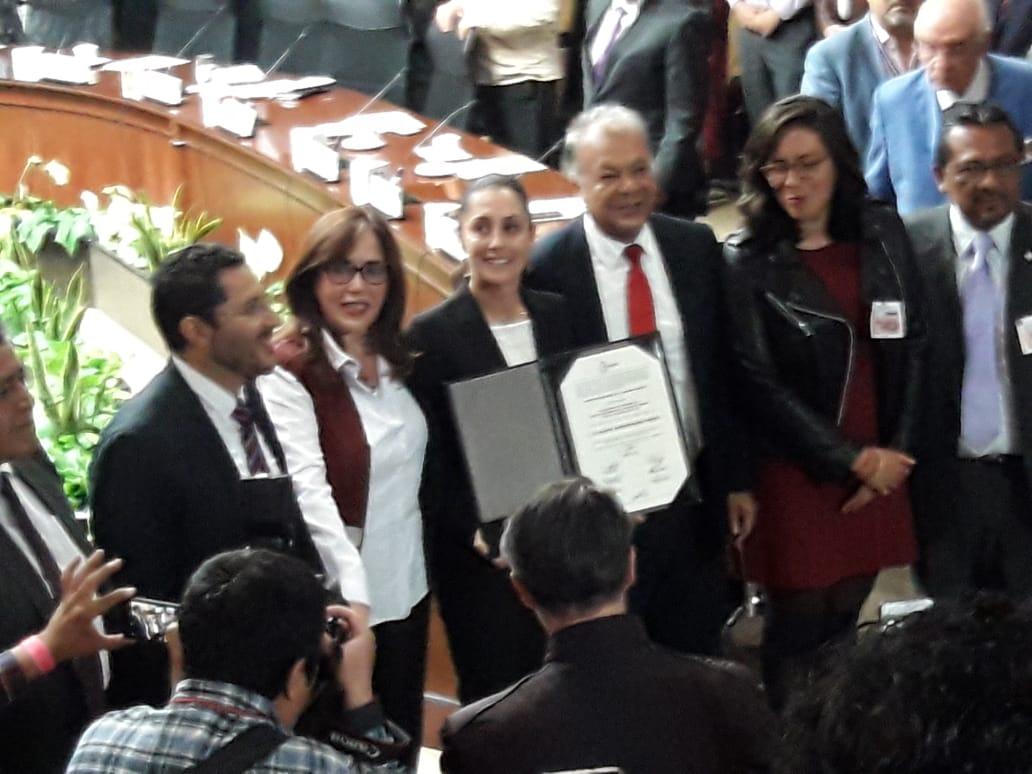 Claudia Sheinbaum gana las elecciones en la CDMX