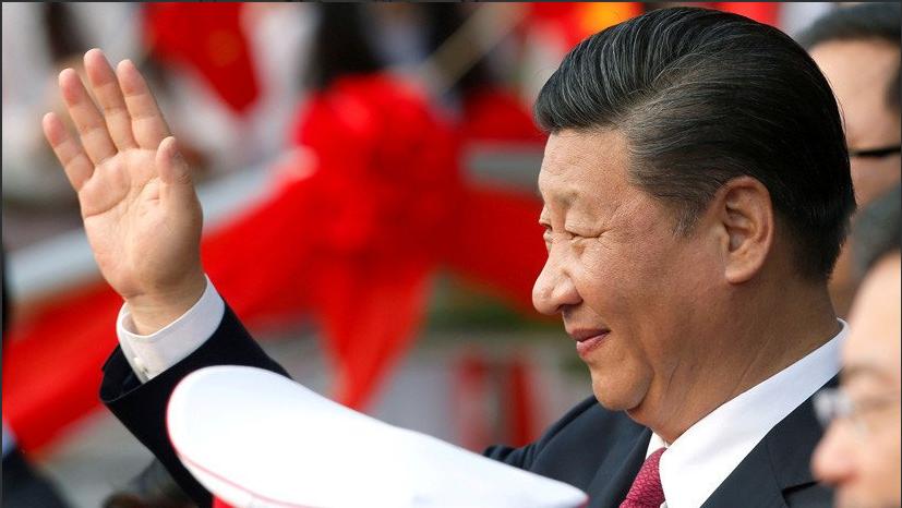 Xi Jinping Foto: Twitter/ RT