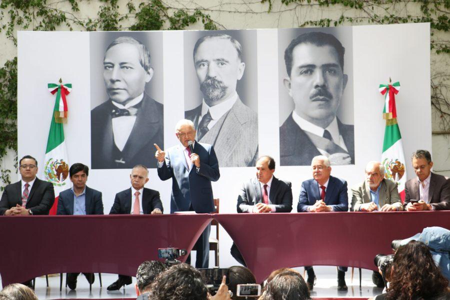 AMLO AGENDA MAÑANA UNAM