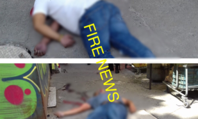 Dos hombres son ejecutados en el Centro