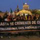 """GUADALAJARA, JALISCO, 17MAYO2016.- Esta noche para conmemorar el día nacional de la lucha contra la homofobia, decenas de personas de la comunidad LGBT del estado, realizaron una marcha denominada del """"Silencio"""", saliendo del Instituto Cultural Cabañas hacia Plaza de Armas.FOTO : FERNANDO CARRANZA GARCIA / CUARTOSCURO.COM"""