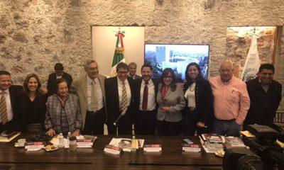 Martí Batres Senado Morena