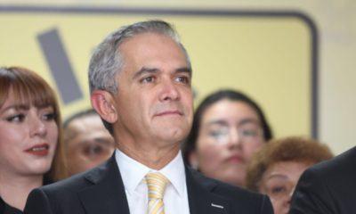 Miguel Ángel Mancera encabezará el Senado