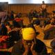 GUADALAJARA, JALISCO, 19ABRIL2018.- Migrantes centroamericanos continúan con su recorrido hacia el norte del país y la madrugada de este jueves abordaron la Bestia con rumbo a Sinaloa en la denominada Caravana Migrante. FOTO: FERNANDO CARRANZA GARCIA / CUARTOSCURO.COM