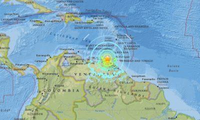 Terremoto Venezuela Tsunami