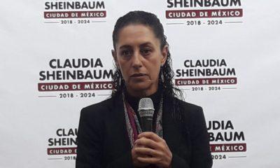Claudia Sheinbaum defienda a AMLO